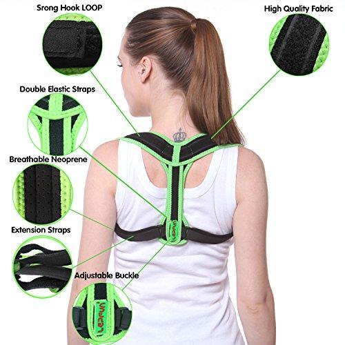 Zoom IMG-2 lepfun pc550 back posture corrector