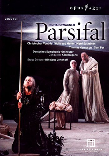Wagner, Richard - Parsifal [3 DVDs]