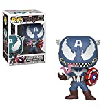 Figurine - Funko Pop - Marvel - Venom - Venom/Captain America