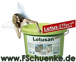 SÜDWEST Lotusan filmkonserviert F38 weiss 9110 12,5l Verbrauch: 100 - 200 ml/m² pro Anstrich