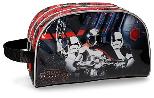 Star Wars-Trousse de toilette double compartiment adaptable Star Wars VIII Star Wars VIII