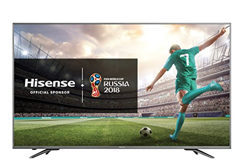 "Foto Hisense H55NEC6700 55"" 4K Ultra HD Smart TV Wi-Fi Black, Grey, Metallic LED TV - LED TVs (139.7 cm (55""), 3840 x 2160 pixels, ULED, Smart TV, Wi-Fi, Black, Grey, Metallic)"
