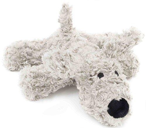 leo.toys Hundespielzeug Hund Bootsmann, Plüschspielzeug mit Quietscher -