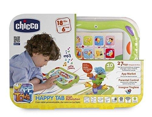Chicco Happy Tab Blocks