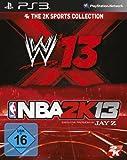 2K Sports Bundle (NBA 2K13 & WWE 13) - [PS3]