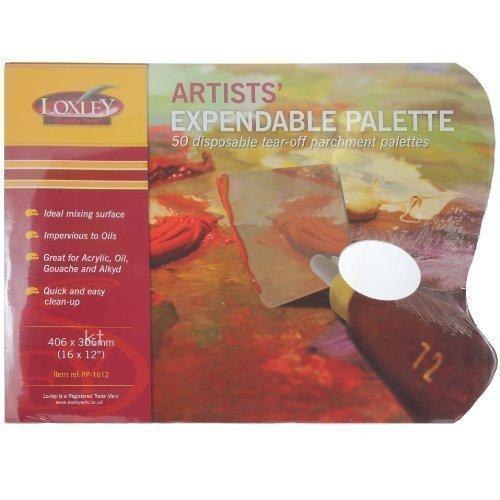 loxley-tear-off-palette-16x12-disposable-palette-pad