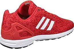 scarpe adidas trainer rosse