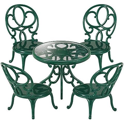 Sylvanian Families - Mesa y sillas de jardín (2242)