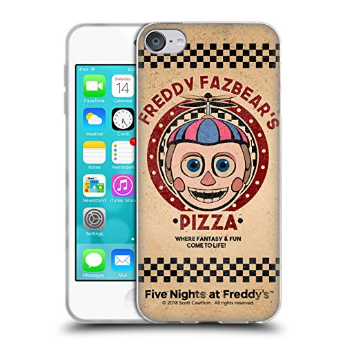 Official Five Nights At Freddy's Balloon Boy Freddy Fazbear's Pizza Soft Gel Case for Apple iPod Touch 6G 6th Gen
