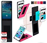 JiaYu S2 Hülle in Pink - innovative 4 in 1 Handyhülle -