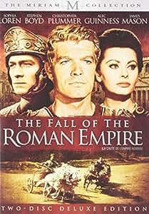 Fall of Roman Empire [DVD] [1964] [Region 1] [US Import] [NTSC]