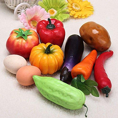 Preisvergleich Produktbild Bazaar Kunststoff künstliche Gemüse Modern Home Decorations