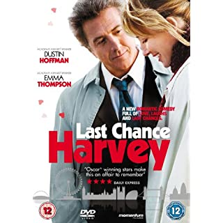 Last Chance Harvey [DVD]