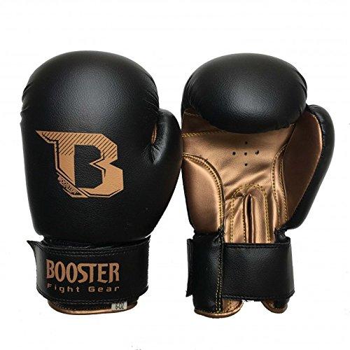 Booster Boxhandschuhe, BT-Kids, schwarz-bronze, Gloves, Kinder, MMA, Muay Thai Size 4 Oz