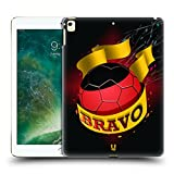 Head Case Designs Bravo Fussball Ole Ruckseite Hülle für Apple iPad Pro 12.9 (2017)