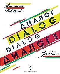 Dialog - Alte Ausgabe: Dialog, Bd.1, Lehrbuch für Anfänger