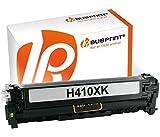 Bubprint Toner kompatibel für HP 305X CE410X für Laserjet Pro 300 Color MFP M375NW M351A Pro 400 Color M451DN M451DW M451NW 4000 Seiten Schwarz Black
