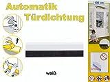 mako Türdichtung Automatic max 4 mm # ca. 100 cm # weiß