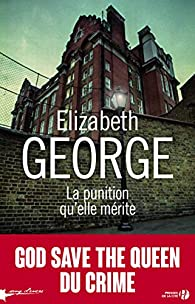 La punition qu'elle mérite par George