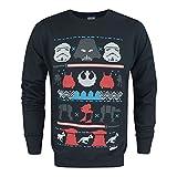 Star Wars Herren - Official Pullover (L)
