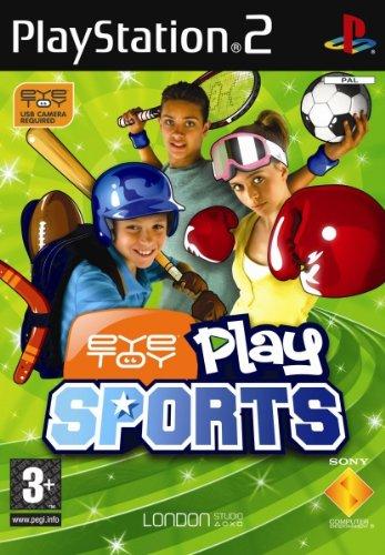 Sony EyeToy Play Sports, PS2