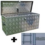 Truckbox D120 + MON 2012 Montagesatz, Werkzeugkasten, Deichselbox, Transportbox