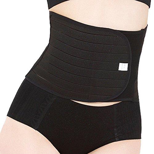 aivtalk-femme-corset-serre-taille-minceur-amincissant-bustier-latex-ventre-ceinture-ajustable-avec-v