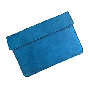 i-KitPit : PU Leather Pouch Case For HP Slate 7 Plus (SKY BLUE)