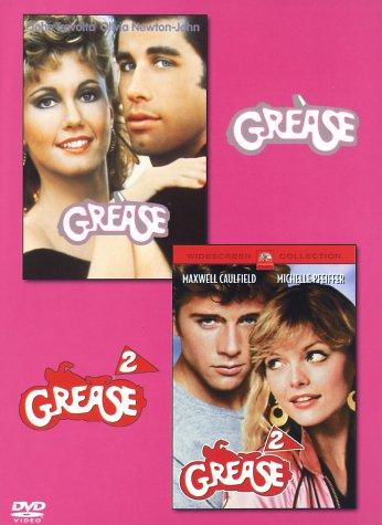Bild von Grease 1 & 2 [2 DVDs]