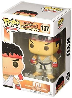 POP! Street Fighter Ryu Vinyl Figure