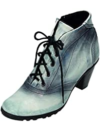 MICCOS, Bottes pour Femme - gris - noir/gris, 40