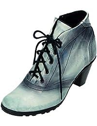 MICCOS, Bottes pour Femme - gris - noir/gris, 41