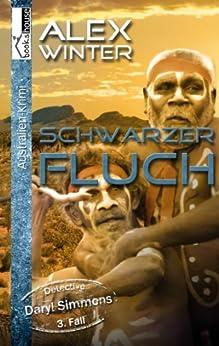 Schwarzer Fluch (Detective Daryl Simmons 3) von [Winter, Alex]