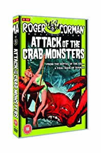 Attack Of The Crab Monsters [DVD] [1957]