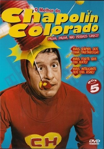 Preisvergleich Produktbild DVD - O Melhor De Chapolin Colorado - Vol. 5