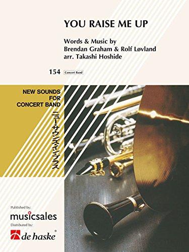 You Raise Me Up - Concert Band/Harmonie and Baritone/Euphonium - Partitur