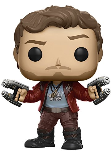 Funko-Pop-Pelcula-Guardianes-de-la-galaxia-Vol-2-Star-Lord-Figura-de-vinilo