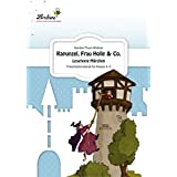 Rapunzel, Frau Holle & Co. Lesetexte Märchen (CD-ROM): Grundschule, Deutsch, Klasse 4-5