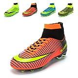 Topoption Homme Chaussures de Football Professionnelles Chaussures de Formation...