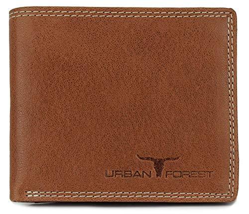 URBAN FOREST UBF120COG1005, Herren-Geldbörse Cognac Standard