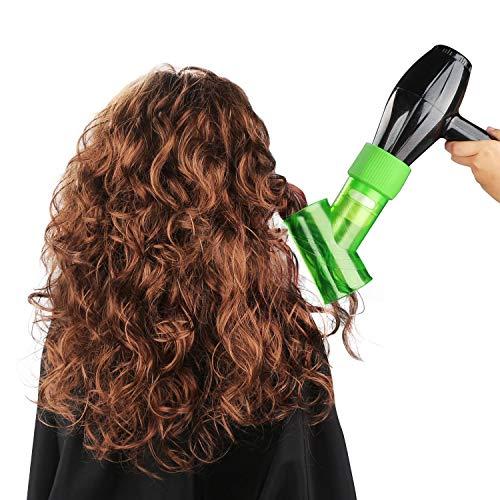 Difusor de rizos mágicos para cabello rizado