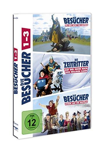 Bild von Die Besucher Box [3 DVDs]