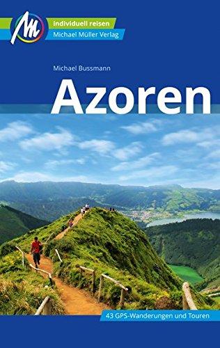 Azoren Reiseführer Michael Müller Verlag: Individuell segunda mano  Se entrega en toda España