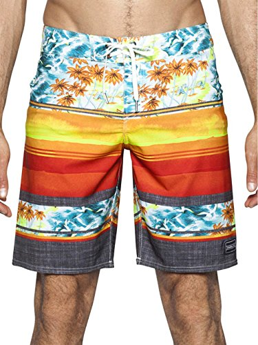 Herren Boardshorts O'Neill Hyper Freak Ambition Boardshorts (Freak Boardshort)