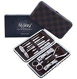 #7: Foolzy 13 In 1 Manicure Pedicure Set Kit