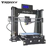 TRONXY P802D 3D Drucker Kit HD LCD Genauigkeit Acrylic Unterstützung 1,75 mm Filament MK3 extruder 3d Printer Große Druckgröße 220*220*180mm