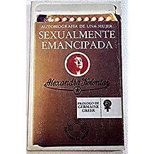 Autobiografia de una mujer sexualmente emancipada