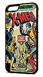 X-Men DC Marvel Super-héros Comic Coque Vintage Noir Cas de Téléphone En...