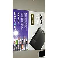 Sony BDP-S6200flagship 2K/4K 2D/3D All Zone çok aşamalı region DVD Blu Ray oynatıcı w entegre 2.4GHz Wi-Fi–2USB, 1HDMI, 1COAX, 1Ethernet. 100~ 240V 50/60Hz INT 'l Version with EU/UK Power Plug (2m HDMI kablosu dahil değildir)
