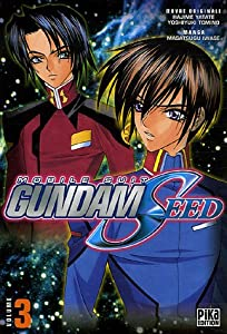 Mobile Suit Gundam Seed Edition simple Tome 3